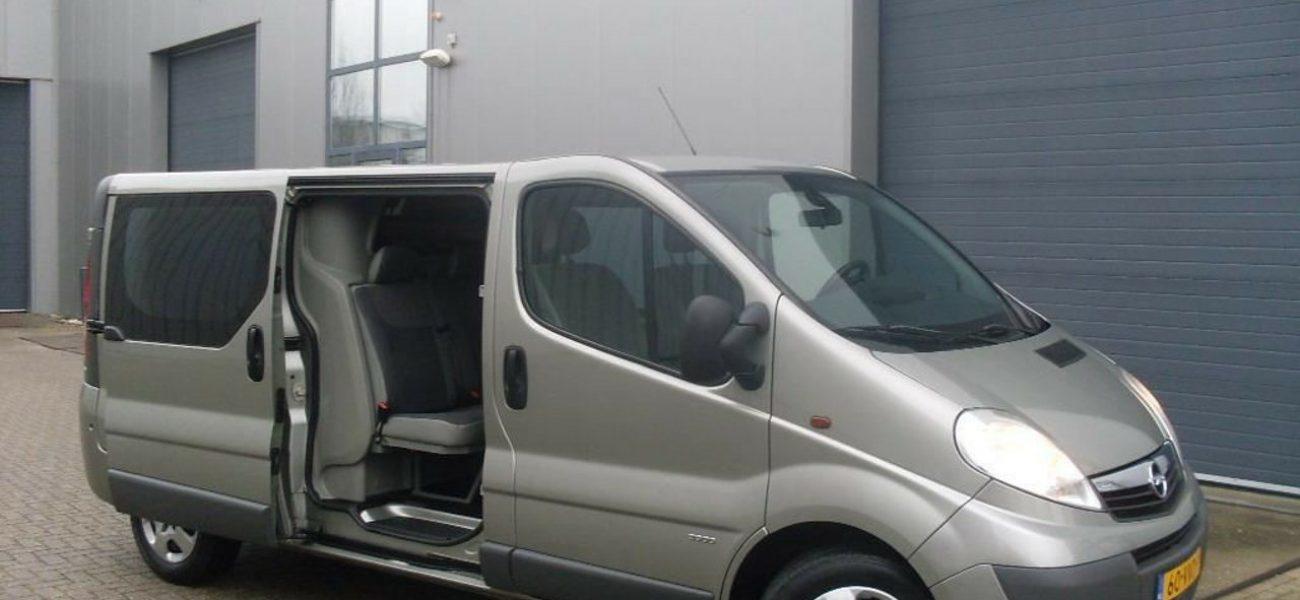 Opel Vivaro 2.5 CDTi 2009   € 6950 excl btw
